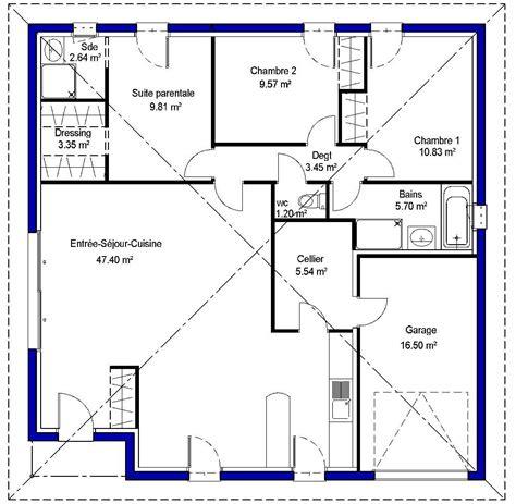 Exemple Interieur Maison Modele Maison U Mulhouse U Maison Adela Maisons Lara 115000 Euros 100 M2