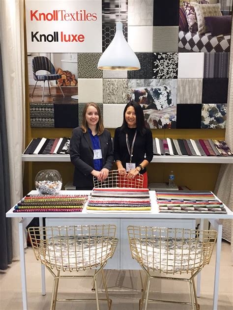 rhiannon knol knolltextiles and knoll luxe to exhibit at bdny 2015