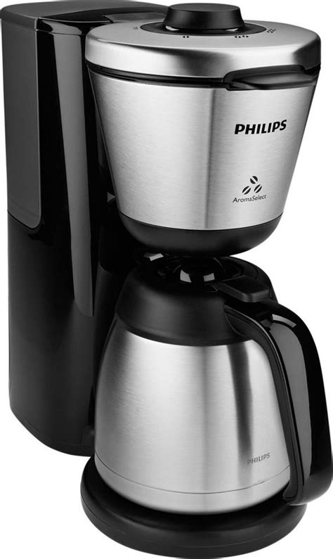 philips kaffeemaschine mit thermoskanne philips kaffeemaschine hd7697 90 aromaselect mit