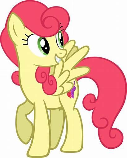 Pony Strawberry Sunrise Friendship Magic Ponies Moongazeponies