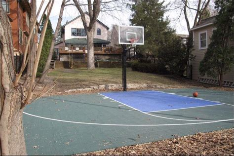 How To Make A Court In Your Backyard by How To Make A Diy Backyard Basketball Court