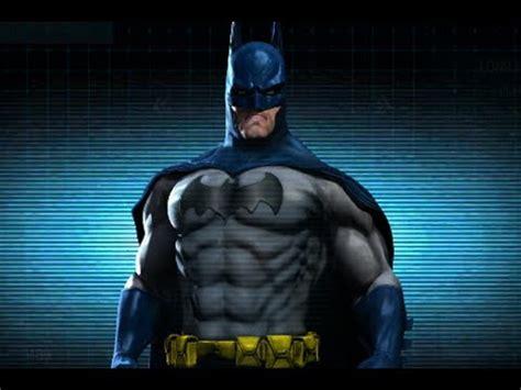 Long Halloween Batman Suit batman arkham origins long halloween suit youtube