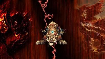 Druid Wallpapers Feral Warcraft Wow Backgrounds Desktop