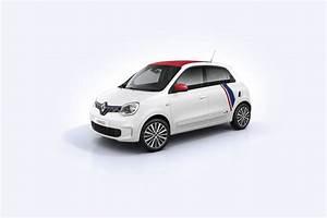 Offre Renault Twingo : renault lance une twingo le coq sportif en s rie limit e ~ Medecine-chirurgie-esthetiques.com Avis de Voitures