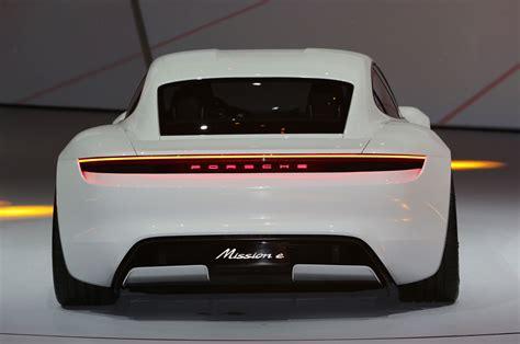 porsche mission  concept el electrico   hp