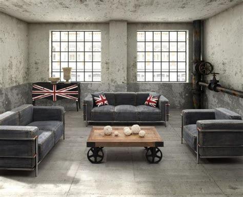 modern living room 15 stunning industrial living room designs rilane Industrial