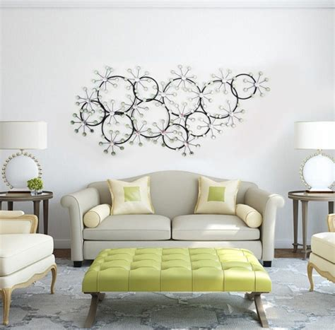 Decoration Murale Design Salon D 233 Coration Murale Design M 233 Tal En 20 Id 233 Es Artistiques