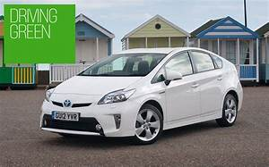 Driving Green  What Are Hybrid Cars