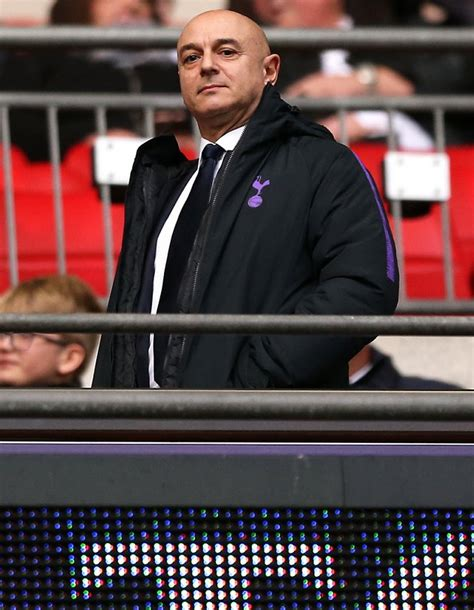 Levy: Tottenham will suffer serious loss of income without ...