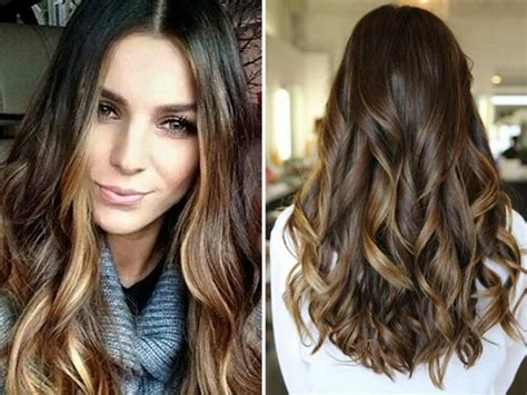 hair color and styles hair color trends 2017 shatush hair