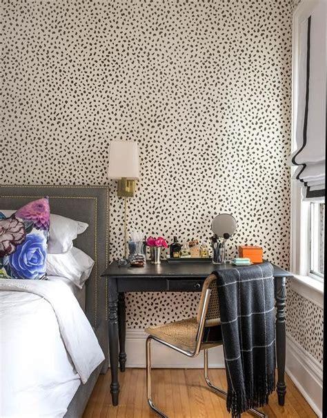 thibaut tanzania wallpaper bedrooms grey headboard
