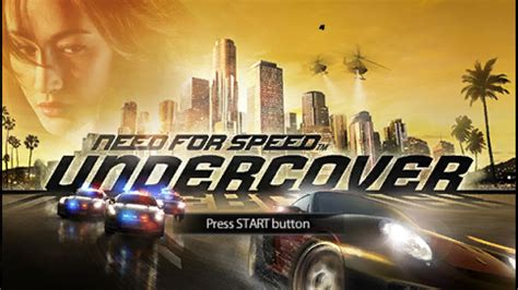 speed undercover usa psp iso