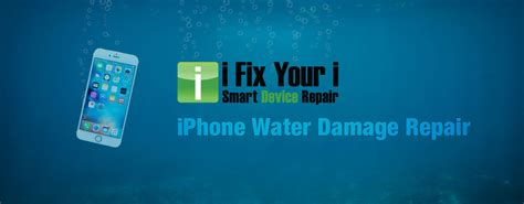 how to fix a water damaged iphone iphone water damage repair can it really be fixed