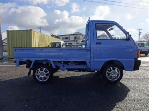 1992 Daihatsu Hijet 20648mil Pick Up Truck For Sale