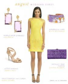 cocktail dress for wedding guest cocktail dress for an august wedding yellow lace dress