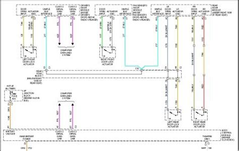 Buick Park Avenue Wiring Diagram by 1999 Buick Park Avenue System Wiring Diagram At The Same