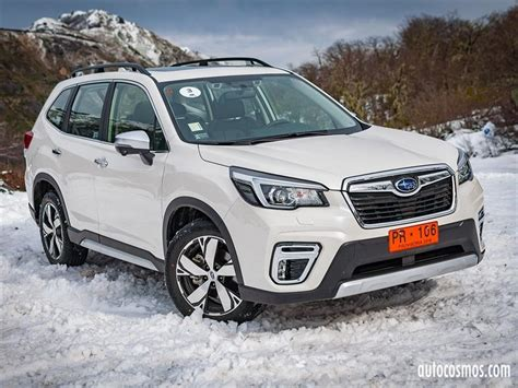 2019 Subaru Forester Debut by Debut Regional Subaru Forester 2019 Una Navaja Multiuso