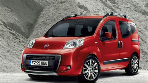 Fiat Qubo by Fiat Qubo Trekking Edition Announced