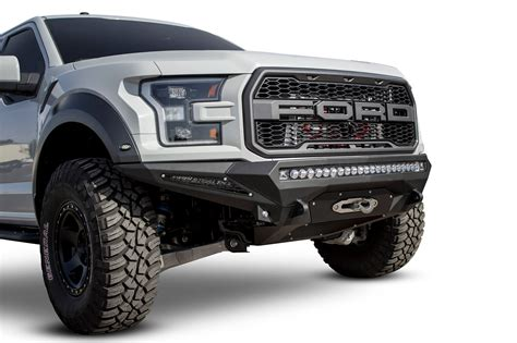 Buy 2017 2018 Ford Raptor Stealth Fighter Winch Front Bumper