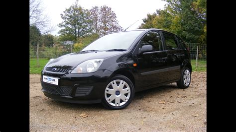 2007 Ford Fiesta 1.4 Style Automatic For Sale In Kent