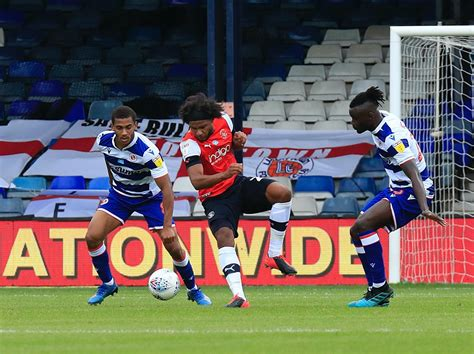Izzy Brown's season could be over for Luton as he heads ...