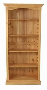 Bibliothèque En Pin : biblioth que en pin 4 tag res r glables grenier alpin ~ Teatrodelosmanantiales.com Idées de Décoration