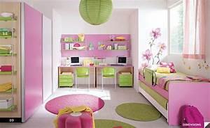 decoration chambre de fille les meilleurs conseils With image des chambre de fille