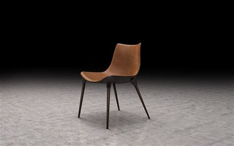 langham modern dining chair modloft