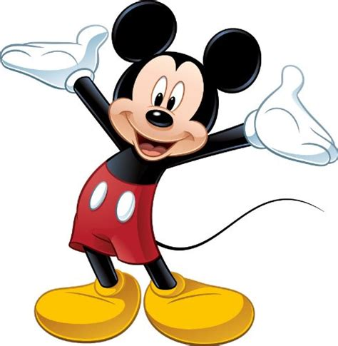 mickey mouse fictional characters wiki