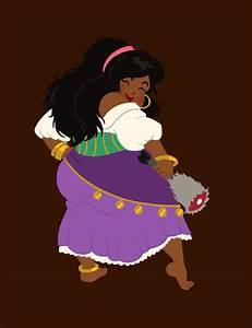 Hungry Princess Esmeralda Esmeralda Fan Art 28702327