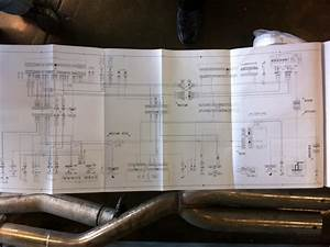 R34 Complete Wiring Diagram Workshop Book In English