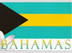 Postcards on My Wall Flag of the Bahamas