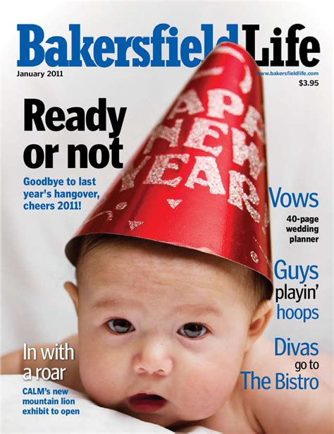 ISSUU - Bakersfield Life Magazine January 2011 by Olivia ...