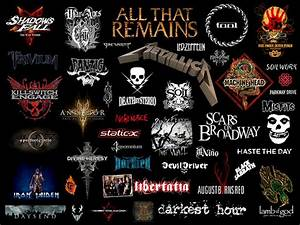 The gallery for --> Metalcore Band Logos Collage