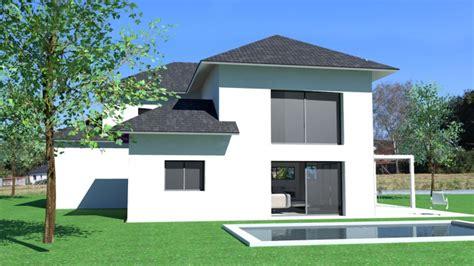 atelier cuisine toulouse construction d 39 une maison contemporaine dans le style