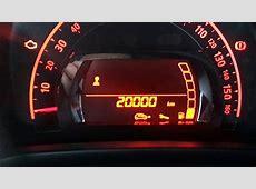 Renault Twingo Reset Service Oil Light YouTube