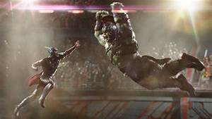 Thor vs. Hulk – vfxblog