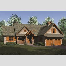 Craftsman House Plan #1801049 3 Bedrm, 2074 Sq Ft Home