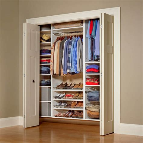 cheap closet updates   diy  family handyman