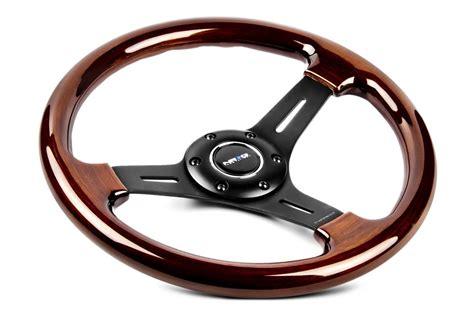 Are Boat Steering Wheels Universal by Wood Steering Wheels Custom Classic Style Carid