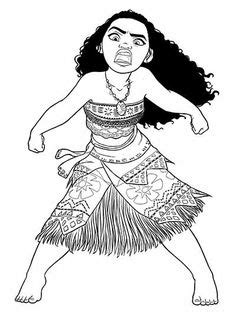 top  moana coloring pages  printables
