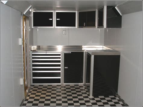 Cabinets Aluminum by Aluminum Race Trailer Cabinets Cabinet 44870 Home