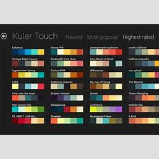 12+ Tools For Choosing The Perfect Color Scheme