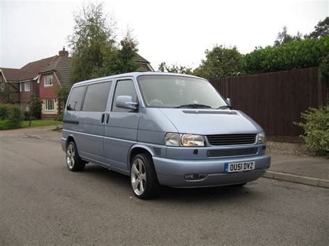 Volkswagen Caravelle Hd Picture by 2001 Volkswagen Caravelle I T4 Pictures Information