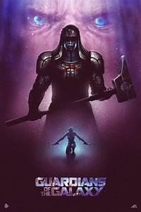 Guardians of the Galaxy Poster — Nerdist