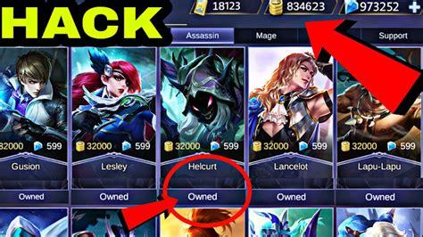 Mobile Legend Unlimited Diamond Hack 2018 Soulmate