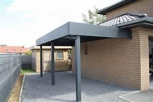 les 25 meilleures idees de la categorie carport aluminium With beautiful leroy merlin terrasse et jardin 3 portail coulissant en aluminium jena l 350 x h 170 cm