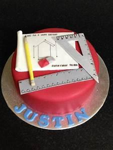 Architect, Themed, Birthday, Cake