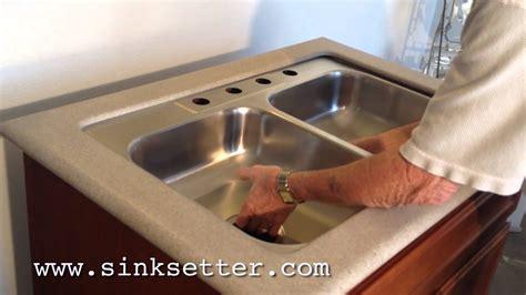 repair  granite undermount sink