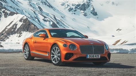 2019 Bentley Continental Gt Is Grand Touring At Its Finest